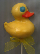 Rubber Ducky Pop