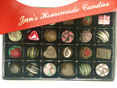 Valentine Chocolate Assortment Box of 24