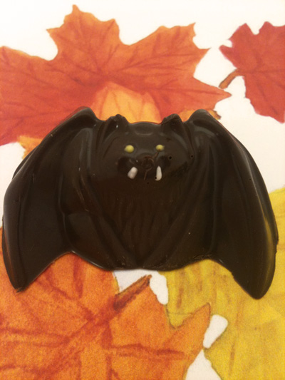Dark Chocolate Bat