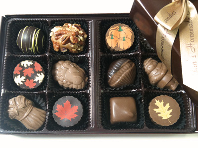 Thanksgiving Assortment Box of 12