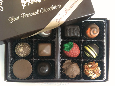 Assorted Chocolates Box of 12