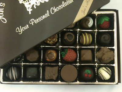 Assorted Chocolates  Box of 24