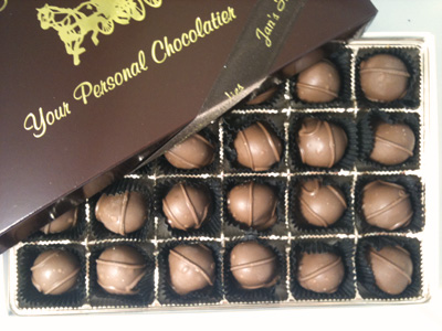 Cherry Cordials   Box of 24