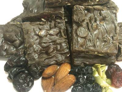 Berry Healthy Bark